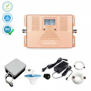 Mobile Phone Signal Booster Voice & 4G LTE – 600 sq.m.