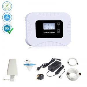 Pro Mobile Signal Booster 3G Network- 600 sq.m.