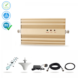 Cell Signal Booster 2G/3G & 4G LTE – 11000 sq ft