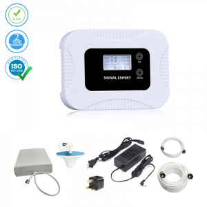 3G & 4G Cell Phone Signal Booster  – 1600 sq ft
