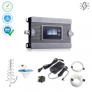 Cellphone Signal Booster 3G – 300 sqm (Power Line)