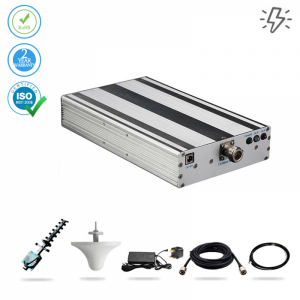 4G Signal Booster -All AU Networks – 1000 sqm (Power Line)