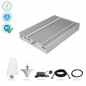 Mobile Signal Booster All Networks – Tri-Band – 300 sqm.