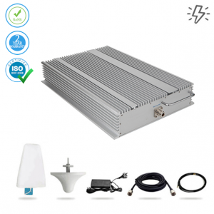 Mobile Signal Booster All Networks – Tri-Band – 1500 sqm.