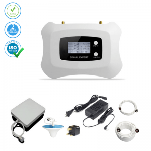 Mobile Signal Booster 4G LTE – 150 sq. m.