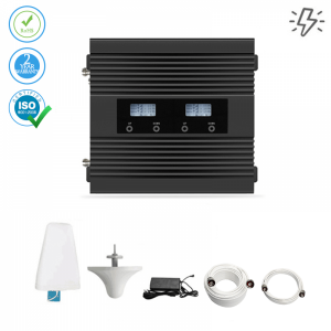 Signal Booster 2G/4G – 3300 sq ft (Power Line)