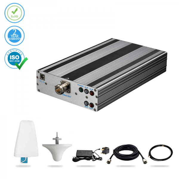 Pro 4G/LTE Cell Phone Signal Booster – 11000 sq ft